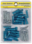 Screw/Anchor Repair Kit